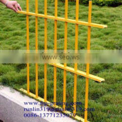 frp structure fence electric