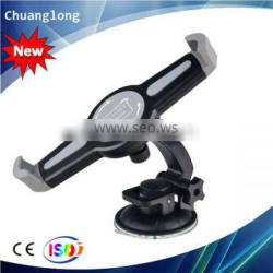 China New Products 360 Degree Rotation Big Sucker Car Support Tablet Mount For 7-10.5 Inch