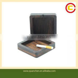Top quality gift strand bamboo ashtray