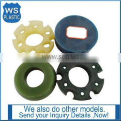 custom pu rubber injection product