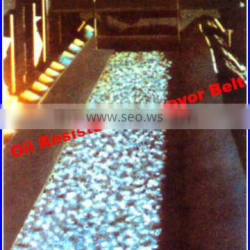cheap rubber conveyor belt for resistance oil and fat