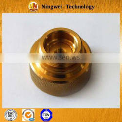 Superior copper cnc machining high precision parts