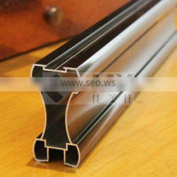 aluminium profile for wardrobes and partition sliding door