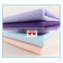 100% Raw and Dyed needled polyester felt for craft