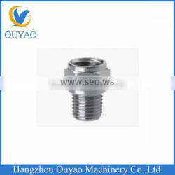 Forged High Pressure Stainless Steel Male NPT Thread Barb Couplers