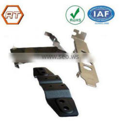 Customized sheet metal spring clips by drawings
