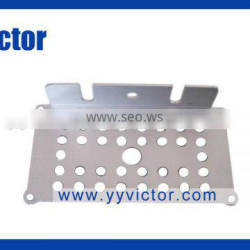 oem customized metal stainless steel aluminum cnc sheet punched punching part