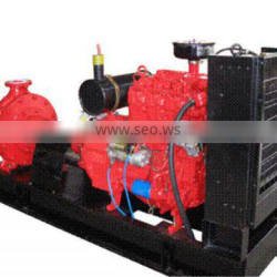 water pump generator for water plant building