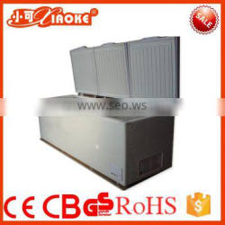 Single temperature Top open chest freezer 1000L