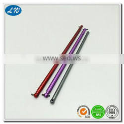 Customized fabrication high quality steel drive shaft for RC car