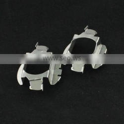 H7 HID Xenon Kit Bulbs Conversion Metal Base Holder Adapter Clips for VW Volkswagen new Bora to h7 Converters Adaptors