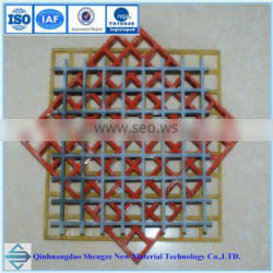 FRP GRP Fiberglass anti skid grating