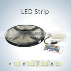 5m Strip 300SMD 5050 led colors with CE