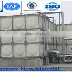 SMC Water Tank,FRP panel tank for drinking water, GRP water tank