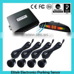 Car Rear 4 Wireless Parking Sensor System