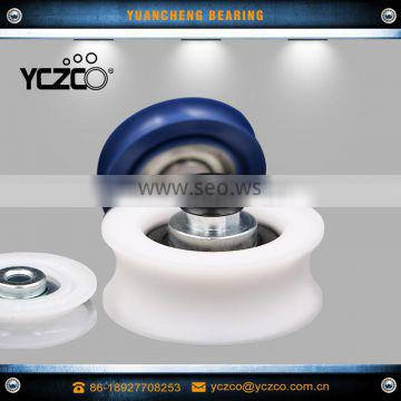 2016 new products u groove pulley with wear resistant