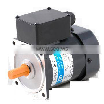 ZD ac reversible motor 60mm , pinion shaft motor ,ac motor