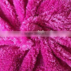 Coral Fleece for garment lining