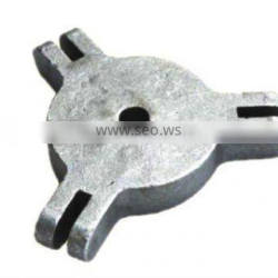 CMM inspected precision steel casting