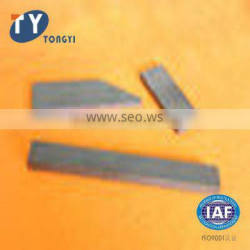 carbide bar blanks for wood cutting with high precision