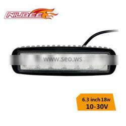 18w led motorcycle driving lights made in china