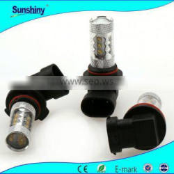 China supplier 5050 27SMD rgb color fog light 9005 9006 h8 h11 for headlight