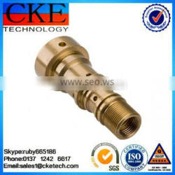 Brass Milling Parts in Turning Lathe Parts