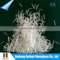 pet resin fiberglass chopped strands