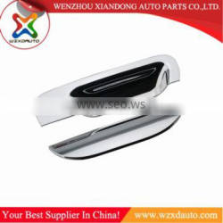 ABS CHROME REAR TAIL DOOR HANDLE BOWL COVER TRIM REAR HANDLE BOWL FOR F150 F 150 2004-2012