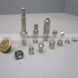 CNC precision turned machined parts