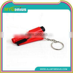 3-in-1 Multi-function Car Safety Hammer