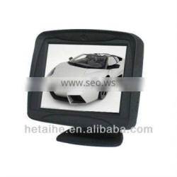 rear view 3.5 inch LCD car monitor