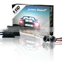 Ac/12v Car 35w Hid Xenon Conversion Kit With Super Slim Ballast