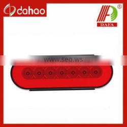 "USA 6"" Oval Stop/Turn/LED Tail lights"