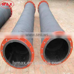 High Pressure Hydraulic Flexible Rubber Hose Pipe for Sea Dredging