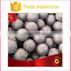 chromium alloy steel ball for ball mill
