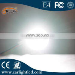 Factory price moto led light 9W 12Vrtd led motorcycle headlight with CE certification