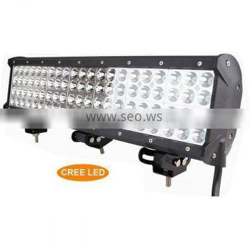 3W each LED,252W Quad Row CRE LED Work Light Bar,LED Mining Bar,for SUV JEEP Offroad Car(SR-QUC-252A,252W)Spot/Flood/Combo
