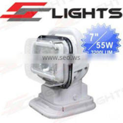 HID CONTROL SEARCH LIGHT WIIIIRELESS REMOTE CONTROL HID XENON SEARCH LIGHTS