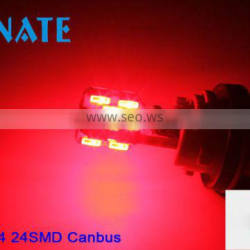 Led Light Car Led T10 Canbus Led Car Light 4014 Auto Parts 24Smd Auto Led