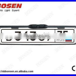 License Plate Frame Reverse Camera for EU and RussianCars,competitive price