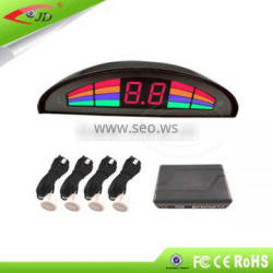 JD-3500 parking sensor with color LED display / 4 sensors parking sensor
