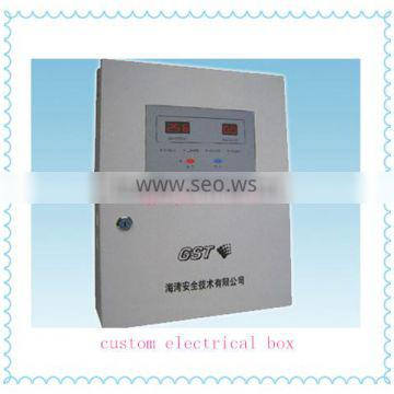 High quality sheet metal factory made electric ip68 enclosure