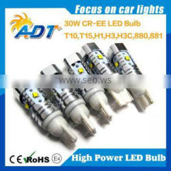 800 lumen car led bulbs with CE certification