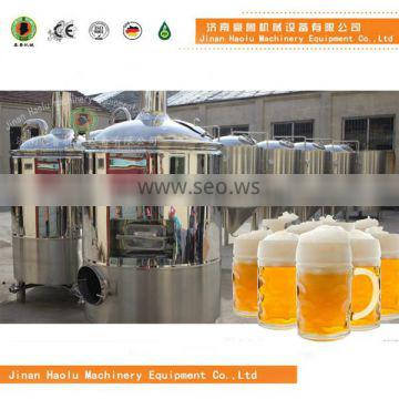 automatic high quality beer brewhouse system/micro beer brewery equipment/microbrewery equipment/micro beer equipment/beer