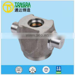 ISO9001 TS16949 OEM Casting Parts High Quality Machining Parts China