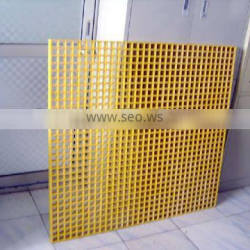 FRP grating with ISO