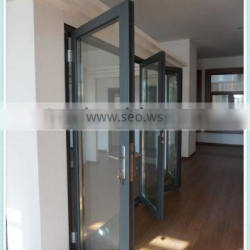hot sale aluminum door with SGS