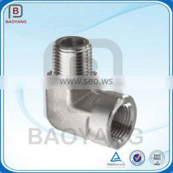 Chinese stainless steel casting galvanized pipe fitting