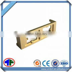 Factory for precise anodized brass cnc machining parts